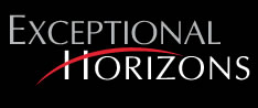 Exceptional Horizons logo